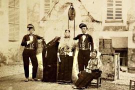 Fotos zeigen Mallorca vor 156 Jahren