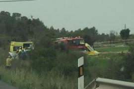 Schwerverletzte bei Unfall auf Mallorcas Straßen