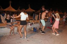 Mehr Strafzettel wegen Saufereien an der Playa de Palma