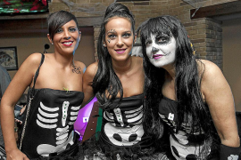 Halloween-Grusel auch auf Mallorca