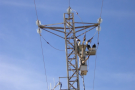 Stromausfall in Palmas Innenstadt