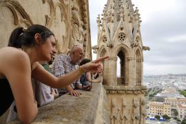 Terrassenführungen in der Kathedrale ausgebucht