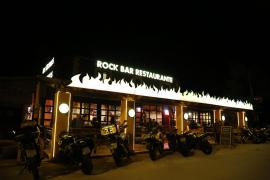 """Motorrad-Bar für die """"letzten Mohikaner"""""""