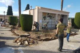 Erste Bürgerkriegstote auf dem Friedhof von Porreres entdeckt