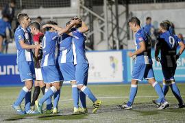 Atlético Baleares schaut wieder nach oben