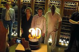 Gerhard Schwaiger kocht seit 30 Jahren auf Mallorca