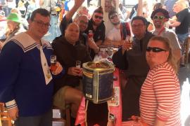 Auf Mallorca hat der Karneval begonnen