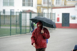 Starke Regenfälle am Nachmittag erwartet