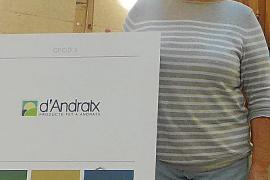 Andratx kreiert ein neues Markenlogo