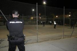 Nationalpolizei verspricht Unterstützung in El Terreno