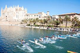Wassersport im Herzen von Palma