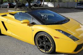 Gestohlener Lamborghini wieder auf Mallorca