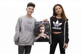 Mallorquinische Kids tanzen mit Justin Bieber