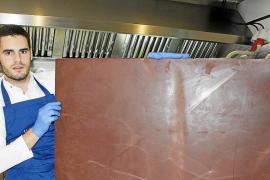 400 Kilo Schokolade für den größten Lottoschein