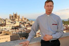Andreas Falow ist der neue Pfarrer auf Mallorca