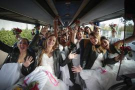 Bräute sagen ein zweites Mal Ja! zum Hochzeitskleid