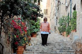 Typisch Fornalutx: Die Treppen des Dorfes sind die saubersten