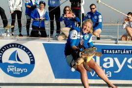 Fünf Frauen überqueren den Ozean in 14 Tagen