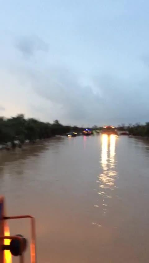 Regenfluten auf Mallorca richten Schäden an