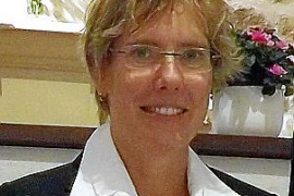 Die evangelische Pfarrerin Heike Stijohann hält in diesem Jahr die Predigt.