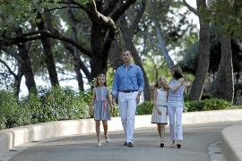 Bisher flanierte nur die Königsfamilie durch die Marivent-Gärten, bald dürfen das auch Besucher tun