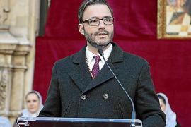 José Hila wird das Amt als Bürgermeister Palmas Mitte des Jahres abgeben