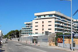 Die beiden Hipotels-Gebäude werden 2017 im April und Juni in Betrieb gehen.