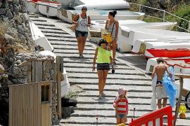 Sicherere Zugänge zur Cala Deià geplant