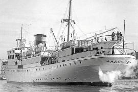 """Die """"Mallorca"""" fuhr 60 Jahre lang zur See."""