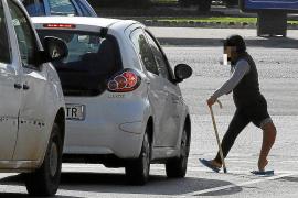 Polizei: Mafia kontrolliert die Bettler in Palma