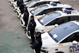 Neue Dienstwagen für Palmas Lokalpolizei