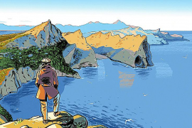 Inselrat wirbt mit Comic-Zeichnungen für Mallorca