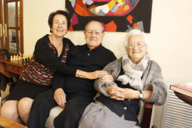 Mallorquinerin feiert 100. Geburtstag