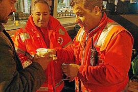 Rotes Kreuz intensiviert Betreuung von Obdachlosen