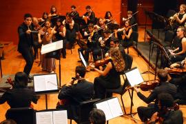 Nachwuchsmusiker betreten Mallorcas Bühnen