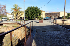Historische Brücke in Alcúdia entdeckt