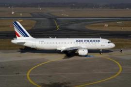 Air-France-Verbindung von Paris nach Mallorca