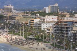 Gesetzentwurf zur Sanierung der Playa de Palma