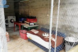 Unterkunft im Keller und Stundenlohn von 1,50 Euro