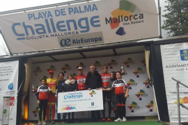 Belgier gewinnt zweite Etappe der Mallorca-Challenge
