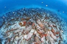 Römisches Schiffswrack vor Mallorca gefunden