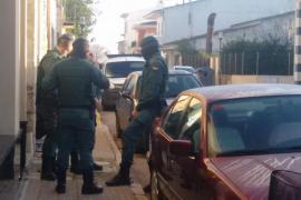 Gleich zwei große Polizeieinsätze auf Mallorca