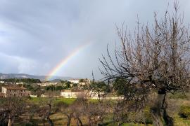 Sonne am Samstag, Regen und Gewitter am Sonntag