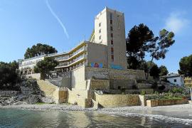 Hotel in Peguera soll für 12 Millionen versteigert werden