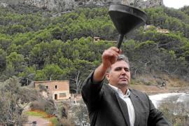Grundstückseigentümer fordert Bar in Cala Tuent