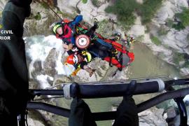 Hubschrauber der Bergwacht derzeit voll im Einsatz