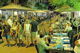 Palma begrenzt Gastronomie in Fußgängerzonen