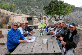 Schon heute beliebt: die Picknick-Möglichkeiten auf der Finca.