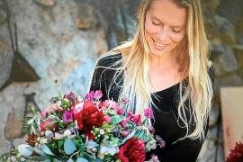 Brigitta Norrenbrock betreibt ein Blumen-Atelier in Palmas Calle Montesión. Sie lebt seit 2001 auf Mallorca.