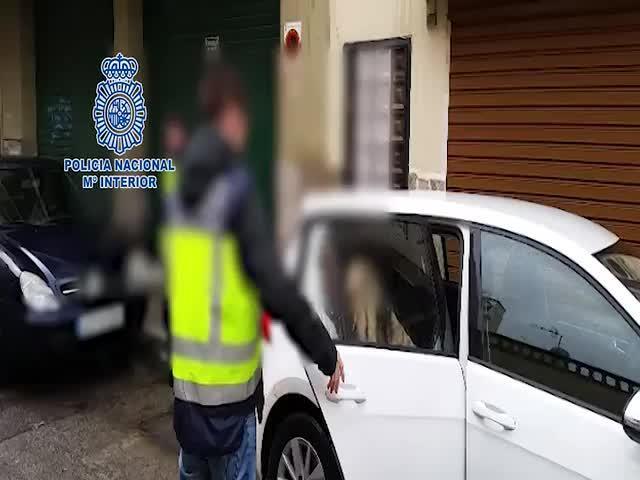 Junge Frau aus Bordell in Palma befreit